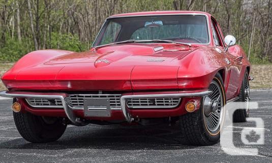1966 Chevrolet Corvette, Montreal