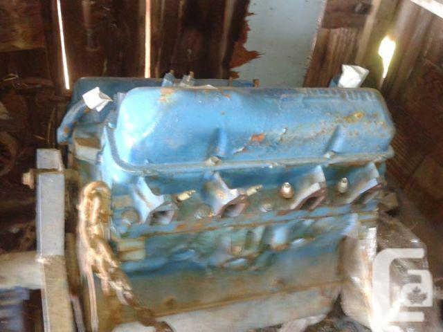 1967 Ford Mercury 390 Engine Rebuilt