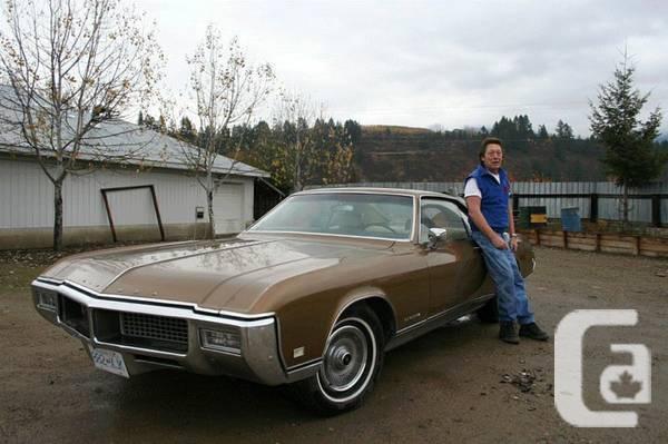 1969 Buick Riviera - $10900
