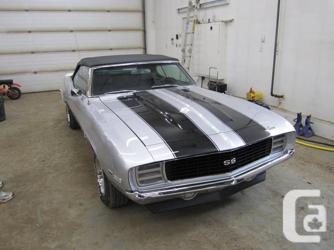 1969 Camaro Rs Ss Convertible For Sale In Duffield