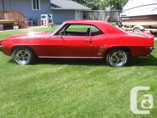 1969 Camaro Ss Numbers Matching For Sale In Thunder