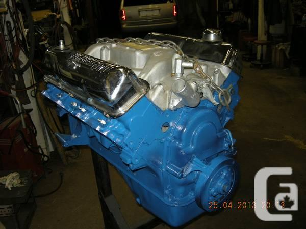 1969 Ford 428 cobra jet engine all rebuilt - $6000 in Abbotsford, British  Columbia for sale