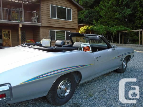 1970 Pontiac LeMans Convertible $12500 MUST SELL