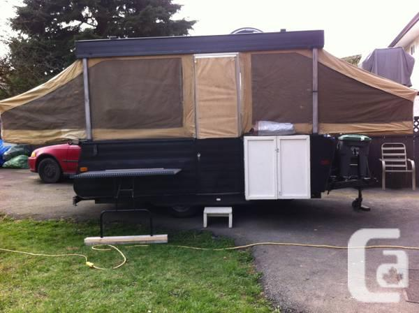 1970 starcraft tent trailer obo for sale in