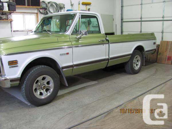 1971 Chevy Cheyenne 4x4 - $16499