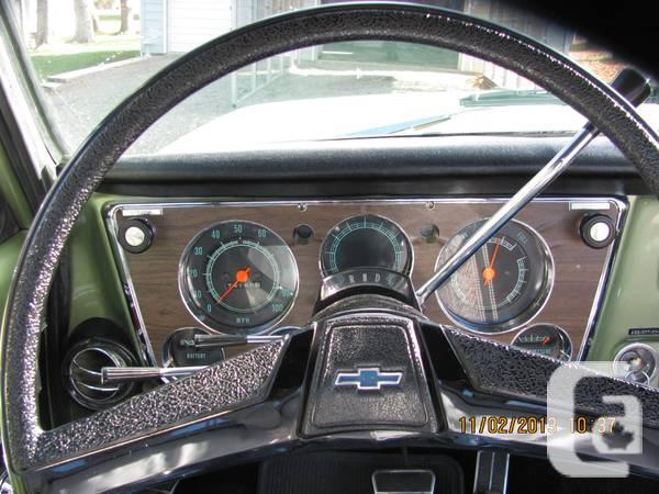 1971 Chevy Cheyenne 4x4 - $35499