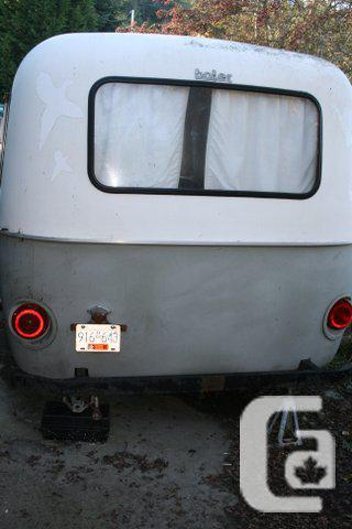 1975 Boler in great shape Showing This Week End