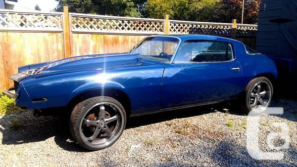 1977 Camaro - $4650