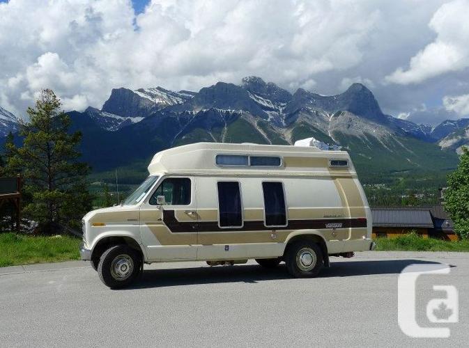 1978 Ford Econoline Campervan For Sale