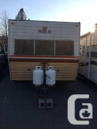 1979 28 foot prowler trave trailer $1250 - $1250