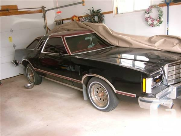 1979 Ford Thunderbird - $6900
