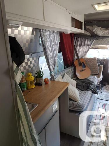 1981 GMC G35 CAMPERVAN / small motorhome