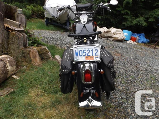 1981 Harley Shovelhead for sale in Victoria, British