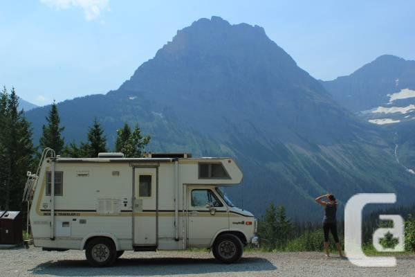 1982 RV 19ft. SHOULD BE BY 28TH provides above $3500 -