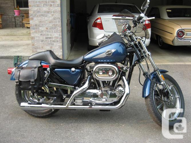 1983 xls 1000 harley davidson roadster for sale in cassidy british columbia classifieds. Black Bedroom Furniture Sets. Home Design Ideas
