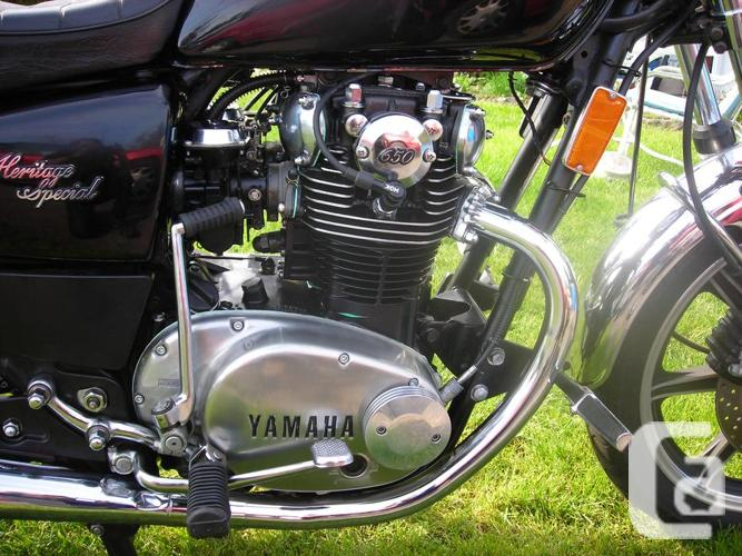 1983 yamaha xs650 for sale in victoria british columbia classifieds