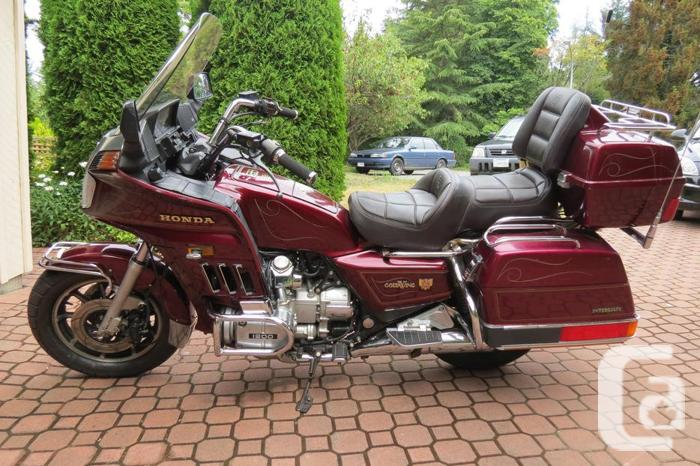 1986 goldwing interstate collector plated for sale in for Columbia honda service