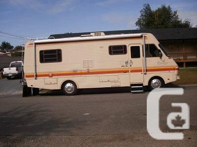1987 Bounder by Fleetwood - $8000