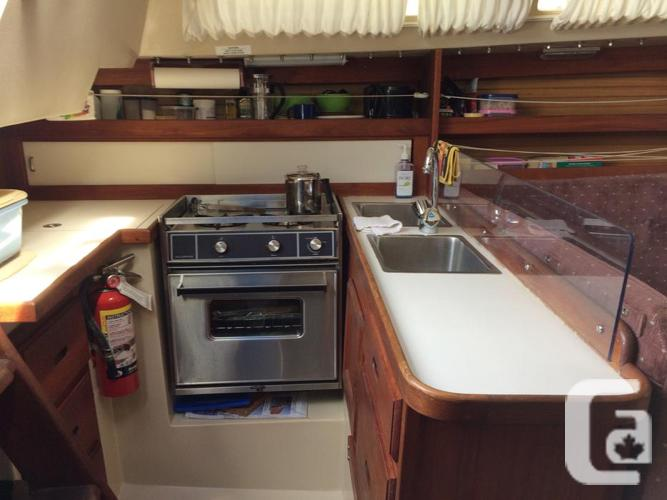 1987 Catalina 30 for sale in Brentwood Bay, British Columbia
