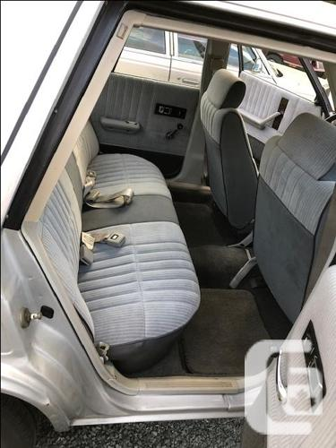1987 Dodge Aries [Showroom Condition]