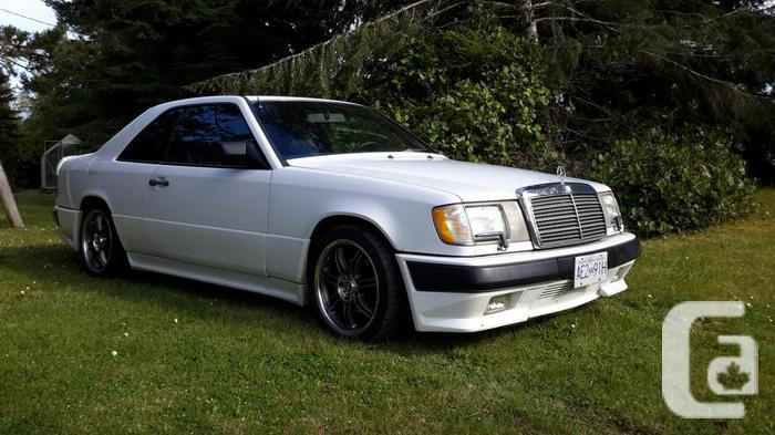1988 300 ce amg mercedes in Sooke, British Columbia for sale