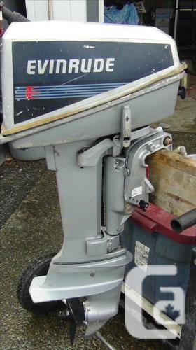 Outboard Motor Craigslist