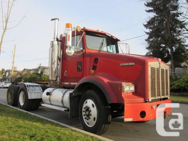 1988 Kenworth T800 Tractor - HEAVY SPEC - MUST SELL ASAP ...Kenworth Dump Trucks For Sale In Bc