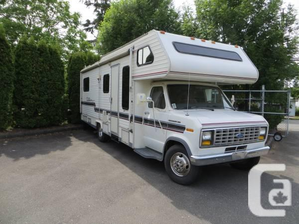1989 Ford Citation Supreme Motorhome 28ft Thoroughly