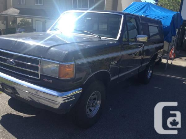 1989 ford f150 4x4 - $100