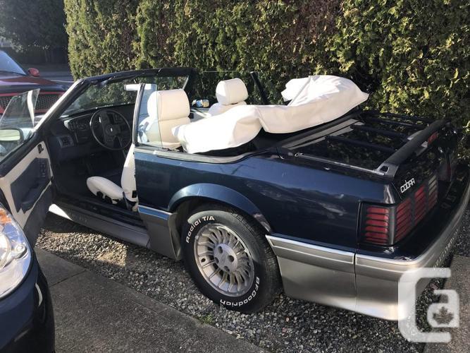1989 Mustang Convertible Roll Bar
