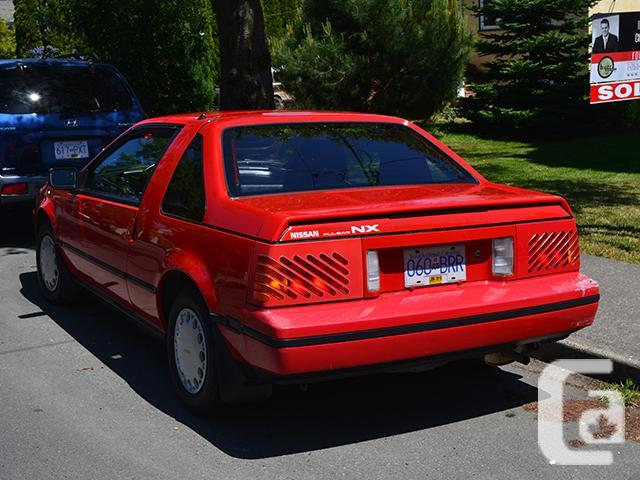 1989 nissan pulsar for sale in victoria british columbia classifieds. Black Bedroom Furniture Sets. Home Design Ideas