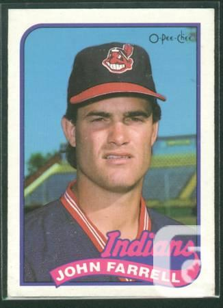 1989 OPC # 227 First E-Urine- Card Red Sox - $1