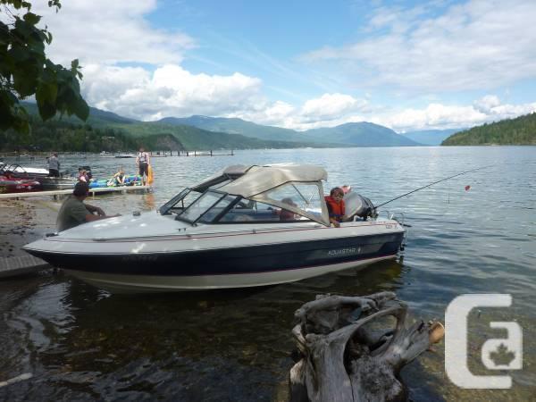 1990 Aquastar - for sale in Kamloops, British Columbia Classifieds