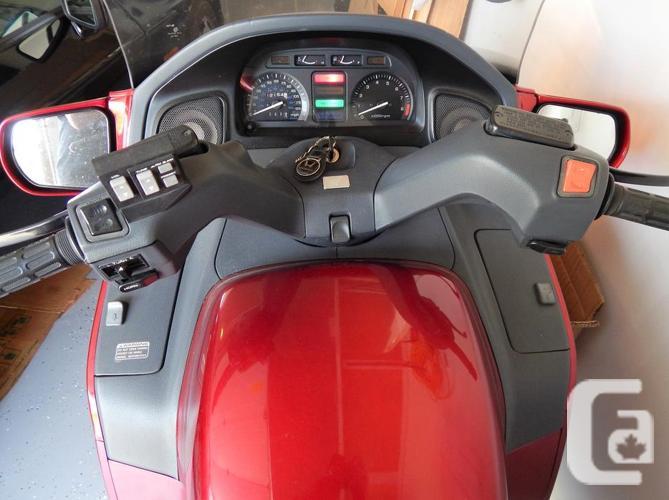 1990 Honda PC800 (Pacific Coast)