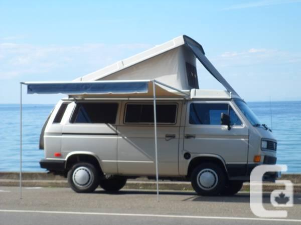 1990 Vw Westfalia Van