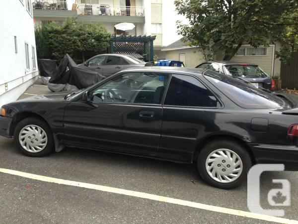 1991 Acura Integra - $1650