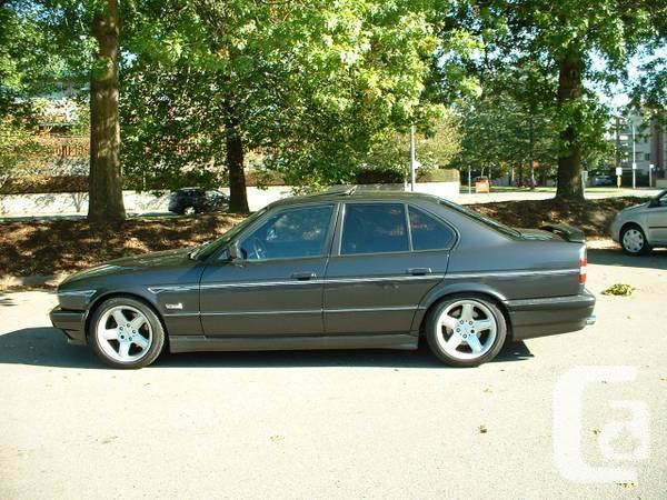 1991 BMW 535I 10th Anniversary Japan Edition, AC