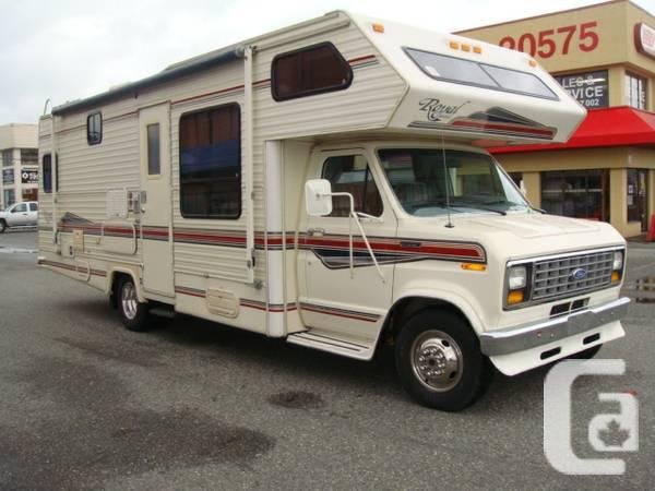 1991 royal classic 28ft class c motor home for sale in for Classic house 1991