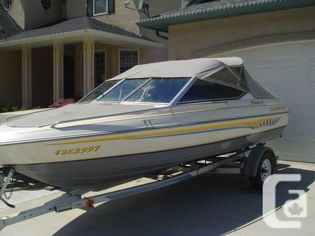 1992 17 foot Campion Bowider/with 115 HP Yamaha V4 for sale