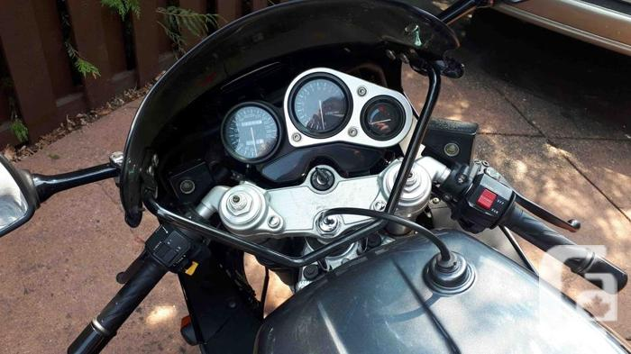 1993 GSX-R1100W Suzuki Gixxer
