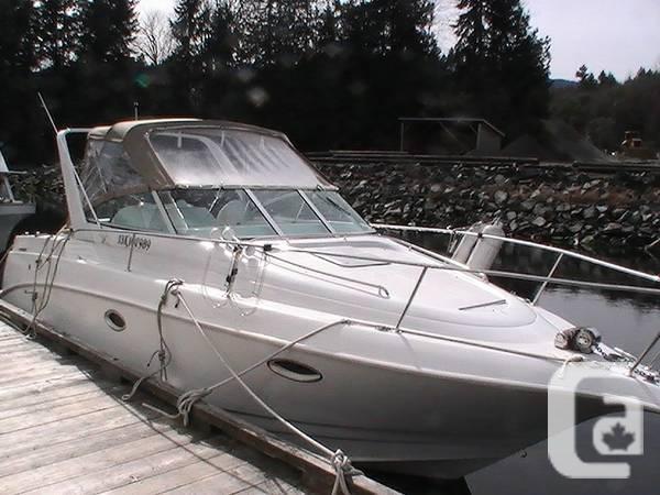 1994 / 28' Larson Cabrio - $39995