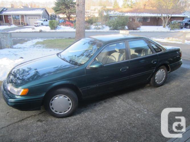 1994 Ford Taurus --  4 dr sedan