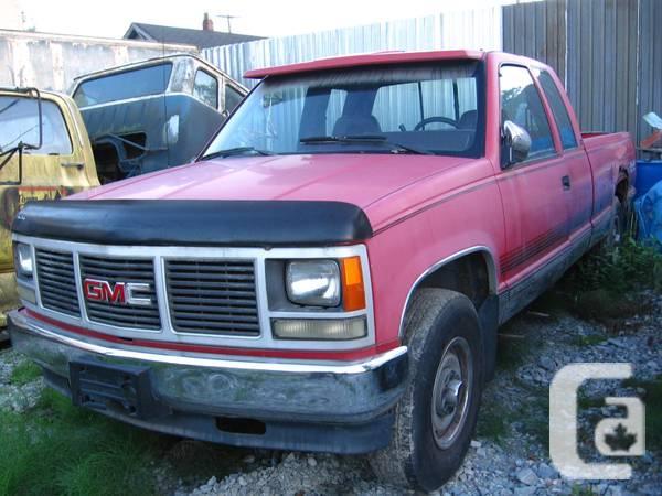 1994 gmc 4x4 - $1197 in Surrey, British Columbia for sale