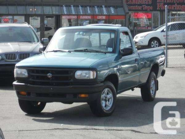1994 Mazda B-Series Pickup B3000 SE Reg. Cab Long Bed