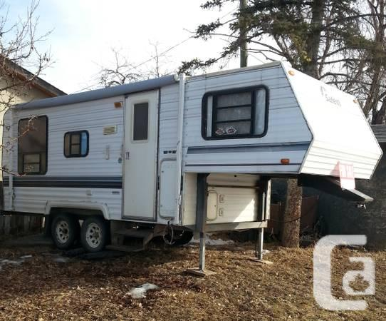 1995 COBRA SALEM 5TH WHEEL - $5000