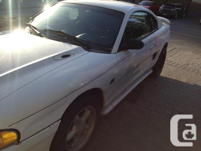 1995 Ford Mustang GT 5.0