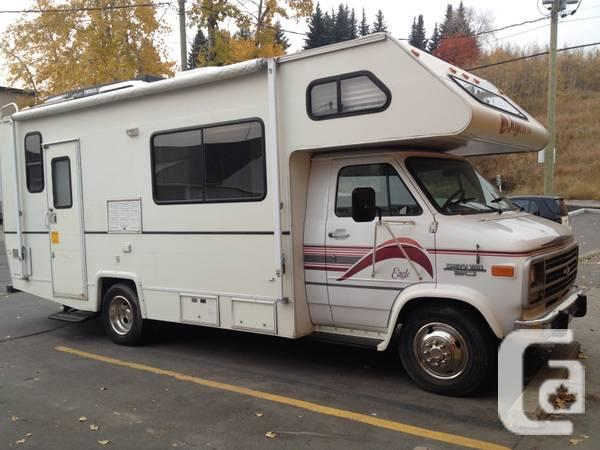 1995 Jayco 220 Eagle Chevy 350 Rv For Sale In Calgary