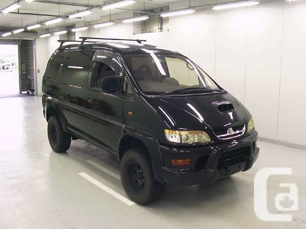 1995 mitsubishi delica l400 exceed 155km for sale in vancouver british columbia classifieds