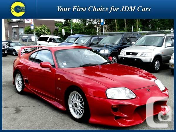 1995 Toyota Supra R-Type - $14890