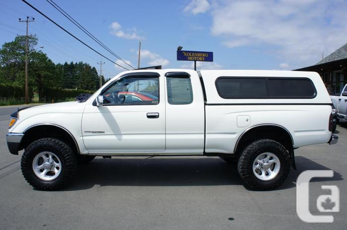 1995 toyota tacoma x cab 4x4 excellent condition for sale in westholme british columbia. Black Bedroom Furniture Sets. Home Design Ideas
